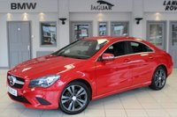 USED 2015 15 MERCEDES-BENZ CLA 1.6 CLA180 SPORT 4d 122 BHP FULL MERCEDES BENZ SERVICE HISTORY + BLUETOOTH + 18 INCH ALLOYS + AUTOMATIC CLIMATE CONTROL + CRUISE CONTROL + PARKING SENSORS