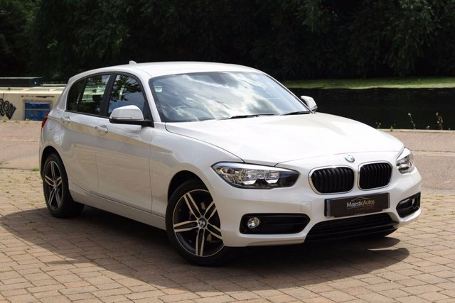 2017 BMW 116