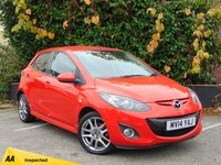 USED 2014 14 MAZDA 2 1.3 SPORT VENTURE EDITION 5d  * 128 POINT AA INSPECTED *