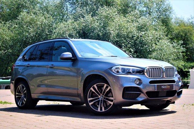 2014 64 BMW X5 3.0 M50D 5d AUTO 376 BHP