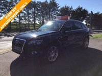 USED 2009 59 AUDI Q5 2.0 TDI QUATTRO DPF S LINE 5d 168 BHP VIEW BY APPOINTMENT ONLY , FINANCE SPECIALISTS