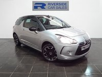 USED 2013 63 CITROEN DS3 1.6 E-HDI AIRDREAM DSTYLE 3d 90 BHP