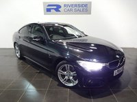 USED 2015 64 BMW 4 SERIES 2.0 420D M SPORT GRAN COUPE 4d AUTO 181 BHP