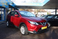 USED 2015 NISSAN QASHQAI 1.2 ACENTA DIG-T SMART VISION 5dr 113 BHP BEST FINANCE DEALS AVAILABLE | APPLY TODAY