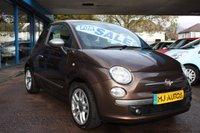 2010 FIAT 500 1.2 DESIGNED BY DIESEL 3dr 69 BHP PETROL £4595.00