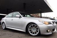 2006 BMW 5 SERIES 3.0 535D M SPORT 4d 269 BHP £4500.00