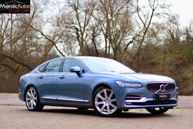 2016 66 VOLVO S90 2.0 D4 INSCRIPTION 4d AUTO 187 BHP