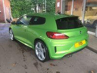 USED 2014 64 VOLKSWAGEN SCIROCCO 2.0 R LINE TDI BLUEMOTION TECHNOLOGY 2d 182 BHP FULL SCIRROCO R BODY STYLING