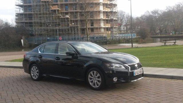 2014 63 LEXUS GS 2.5 300H SE 4d AUTO 220 BHP