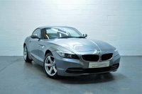 USED 2009 09 BMW Z4 2.5 Z4 SDRIVE23I ROADSTER 2d 201 BHP JUST SERVICED AT MAIN DEALER