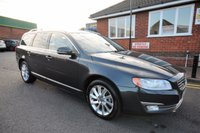 USED 2013 63 VOLVO V70 2.0 D4 SE LUX 5d AUTO 161 BHP 1 OWNER + FULL VOLVO SERVICE HISTORY
