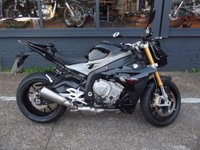 USED 2015 15 BMW S1000R SPORT JUST ARRIVED AND JUST SERVICED