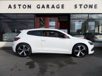 USED 2013 63 VOLKSWAGEN SCIROCCO 2.0 GTS TDI 2d 175 BHP ** PANROOF * F/S/H * SAT NAV ** ** PAN ROOF * SAT NAV * BLACK LEATHER * F/S/H **