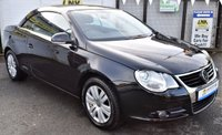 USED 2007 57 VOLKSWAGEN EOS 2.0 TDI 2d 138 BHP * FULL HISTORY - LOWER TAX GROUP *