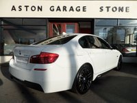USED 2016 66 BMW 5 SERIES 2.0 520D M SPORT 4d AUTO 188 BHP ** COMPETITION SIDE SKIRTS ** BIG SPEC ** ** M SPORT PLUS PACK **