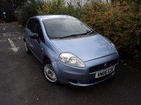 2006 FIAT GRANDE PUNTO 1.2 ACTIVE 8V 5d 65 BHP £695.00
