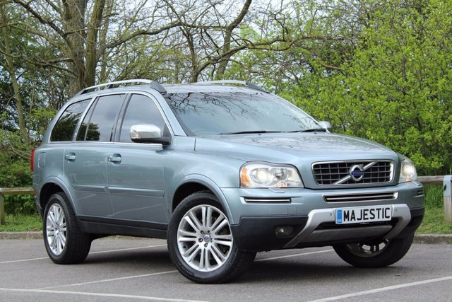 2010 10 VOLVO XC90 3.2 EXECUTIVE AWD 5d AUTO 240 BHP