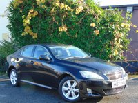 2007 LEXUS IS 2.2 220D 4d  £2755.00
