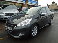 USED 2015 64 PEUGEOT 208 1.6 E-HDI STYLE 5d 92 BHP