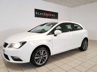 2014 SEAT IBIZA 1.2 TSI I-TECH 3d 104 BHP £6950.00