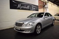 USED 2009 09 MERCEDES-BENZ S CLASS 3.0 S320 CDI 4d AUTO 231 BHP STUNNING CAR THROUGHOUT - 6 SERVICES TO 129K