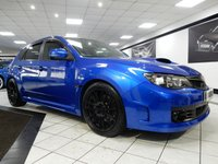 USED 2008 08 SUBARU IMPREZA 2.5 WRX STI 360 BHP FULLY FORGED EJ257 HYBRID VF43 TURBO