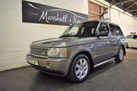 USED 2007 57 LAND ROVER RANGE ROVER 3.6 TDV8 VOGUE 5d AUTO 272 BHP BEAUTIFUL CAR - NAV - PDC -  FULL HEATED LEATHER