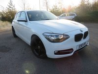 USED 2011 BMW 1 SERIES 2.0 116D SPORT 5d 114 BHP PRIVATE PLATE INCLUDED! 2 KEYS