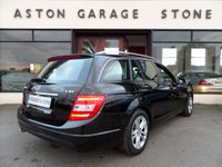 USED 2014 14 MERCEDES-BENZ C CLASS 2.1 C220 CDI EXECUTIVE SE ESTATE AUTO 168 BHP **F/M/S/H** ** LEATHER * F/MB/S/H **