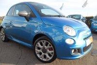 2014 FIAT 500 0.9 TWINAIR C S DUALOGIC 3d AUTO 85 BHP £8500.00