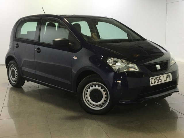 View our 2015 65 SEAT MII 1.0 S 5d 59 BHP
