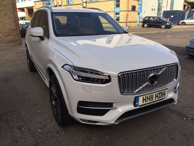 2015 11 VOLVO XC90 2.0 D5 INSCRIPTION AWD 5d AUTO 222 BHP