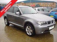 2005 BMW X3}