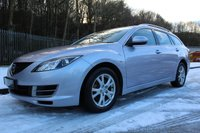 USED 2010 10 MAZDA 6 2.2 D TS 5d 163 BHP A PRACTICAL CAR WITH LOW OWNERS AND A FULL HISTORY!!!