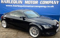 USED 2007 57 AUDI TT 2.0 TFSI 3d 200 BHP METALLIC BLACK AUDI TT 3 DOOR MANUAL WITH 2.0 DOWNPIPE DECAT WITH CUSTOM REMAP CAM BELT AND WATER PUMP @66K PRIVACY GLASS UPGRADED CD PLAYER UPGRADED ALLOYS REAL HEAD TURNER FIRST TO SEE WILL BUY