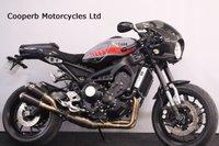 2017 YAMAHA XSR900 XSR900 ABARTH £9299.00