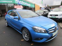 USED 2014 64 MERCEDES-BENZ A CLASS 1.5 A180 CDI ECO SE 5d 109 BHP JUST ARRIVED.... 12 MONTHS MOT... 6 MONTHS WARRANTY
