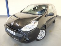 2010 RENAULT CLIO 1.1 EXTREME 3d 74 BHP £POA