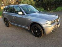 USED 2008 08 BMW X3 2.0 D M SPORT 5d AUTO 175 BHP 2 OWNER M SPORT AUTOMATIC X3