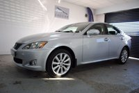 USED 2010 60 LEXUS IS 2.2 220D SE 4d 175 BHP