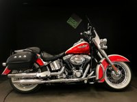 2007 HARLEY-DAVIDSON FLSTNI SOFTAIL DELUXE 07. LOADED WITH EXTRAS. 9128 MILES. FANTASTIC CONDITION £9999.00