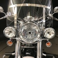 USED 2016 57 HARLEY-DAVIDSON FLSTNI SOFTAIL DELUXE 07. LOADED WITH EXTRAS. 9128 MILES. FANTASTIC CONDITION