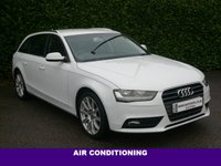USED 2013 63 AUDI A4 1.8 AVANT TFSI SE TECHNIK ESTATE 5d 170 BHP