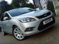 2011 FORD FOCUS 1.6 ZETEC TDCI 5d 109 BHP £4699.00