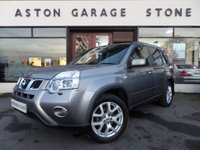 USED 2012 62 NISSAN X-TRAIL 2.0 TEKNA DCI 5d 171 BHP **PAN ROOF * SAT NAV * CAMERAS ** ** FULL SERVICE HISTORY * BOSE **