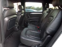 USED 2013 13 AUDI Q7 3.0 TDI QUATTRO S LINE PLUS 5d AUTO 245 BHP **CAMERA * SAT NAV** ** FULL SERVICE HISTORY * 7 SEATER **