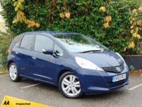 USED 2013 63 HONDA JAZZ 1.3 I-VTEC ES PLUS 5d * 128 POINT AA INSPECTED *