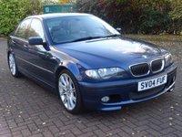 2004 BMW 3 SERIES 3.0 330I SPORT 4d 228 BHP £2850.00