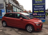 USED 2014 14 CITROEN C4 PICASSO 1.6 HDI VTR PLUS 5d 91 BHP *****FINANCE AVAILABLE APPLY ONLINE******