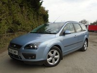 USED 2006 06 FORD FOCUS 2.0 ZETEC CLIMATE D 5d 136 BHP 2 FORMER KEEPER+MOT 20TH APRIL 2018, LAST OWNER SINCE 2009,